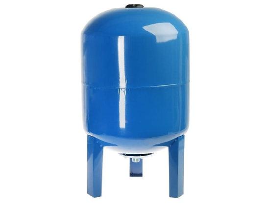 Гидроаккумулятор Jemix GV-100N 100л вертикальный с нижним подключением для систем водоснабжения