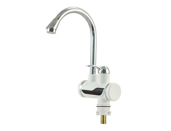 Кран-водонагреватель проточный Unipump BEF-012-02 для нагрева холодной воды пластик