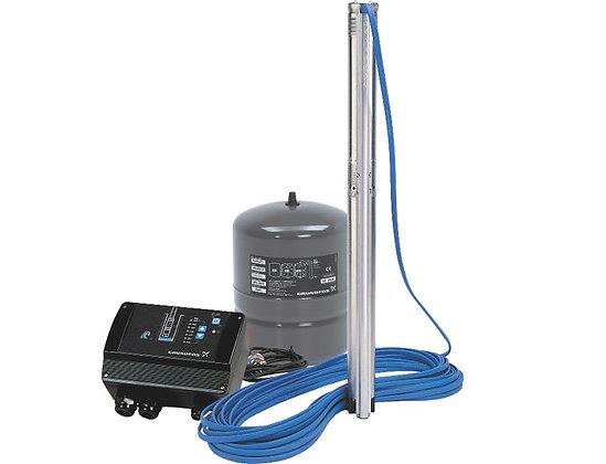 Насос скважинный с частотным регулированием Grundfos Пакет SQE 3-105 с кабелем 80м (96524508)