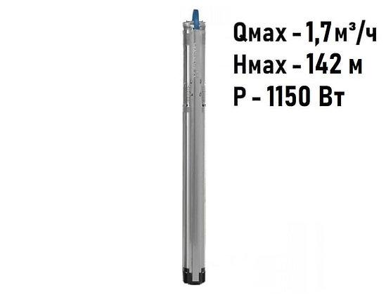 Насос скважинный с частотным регулированием Grundfos SQE 1-95 арт. 96510144
