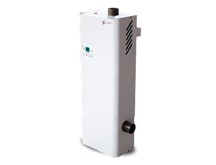Умный отопительный электрокотел Элвин ЭВП 12-ЭУ с электронным управлением, одноконтурный