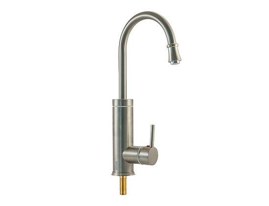 Кран-водонагреватель проточный Unipump BEF-003-178 для нагрева холодной воды нержавеющая сталь