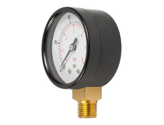 Манометр Unipump аксиальный радиальный 50 мм