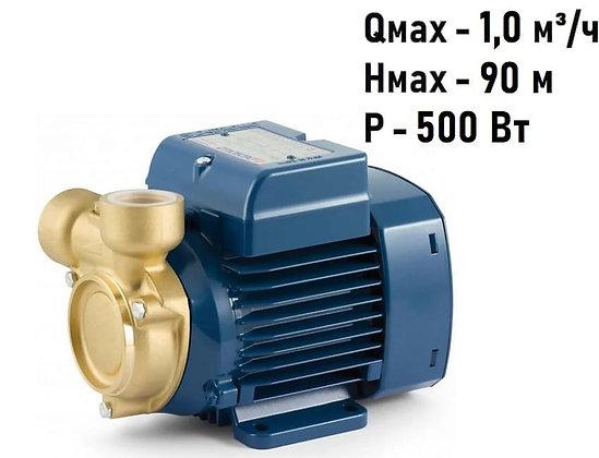 Поверхностный вихревой насосPedrollo PQ 81-Bs для водоснабжения, повышения давления воды