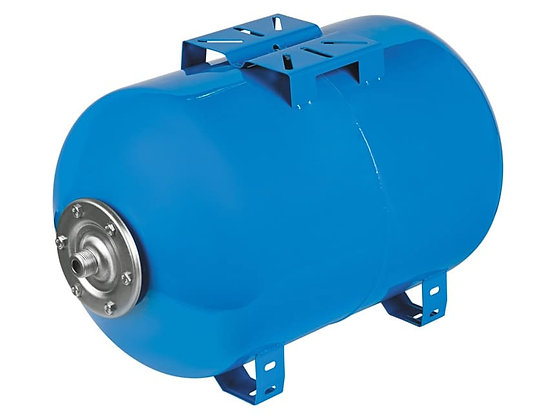 Гидроаккумулятор UNIPUMP 100л Г горизонтальный для систем водоснабжения