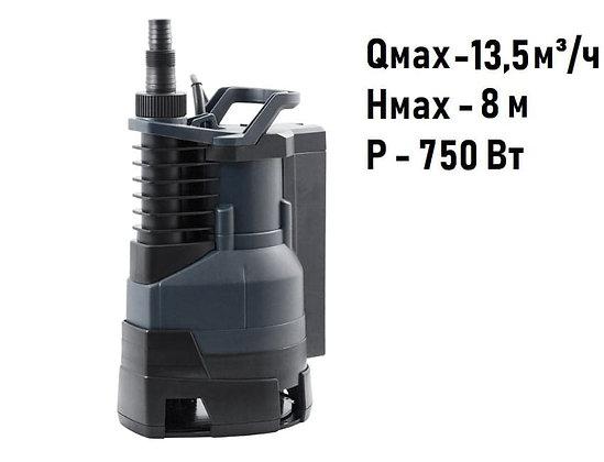 Дренажный насос ARTVORT Q750B Unipump для грязной воды