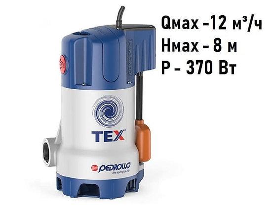 Погружной дренажный насос Pedrollo TEX 2