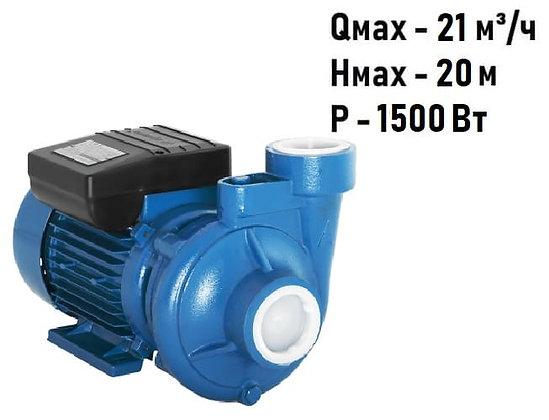 Поверхностный центробежный консольный моноблочный насосAquario ADK-20 для воды водоснабжения частного дома