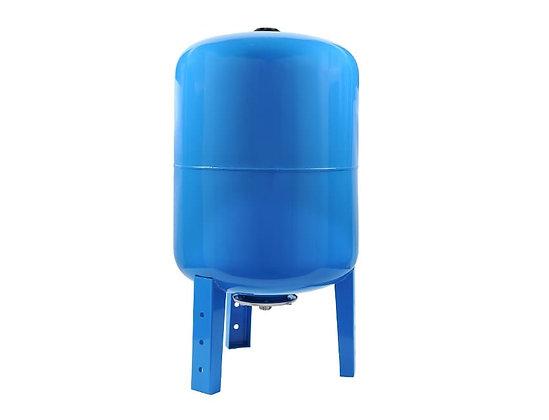 Гидроаккумулятор UNIPUMP 100л В вертикальный с нижним подключением для систем водоснабжения