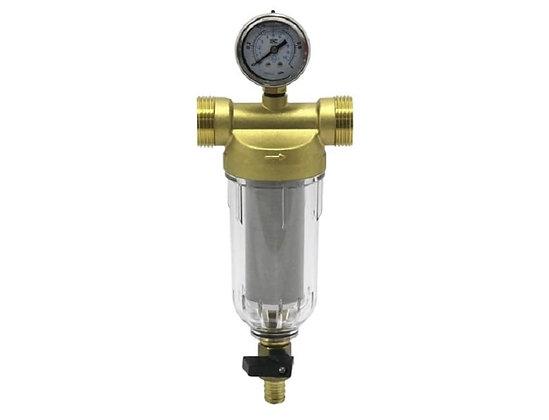 """Фильтр для воды промывной Kristal Filter Nephrite T-M 3/4"""""""