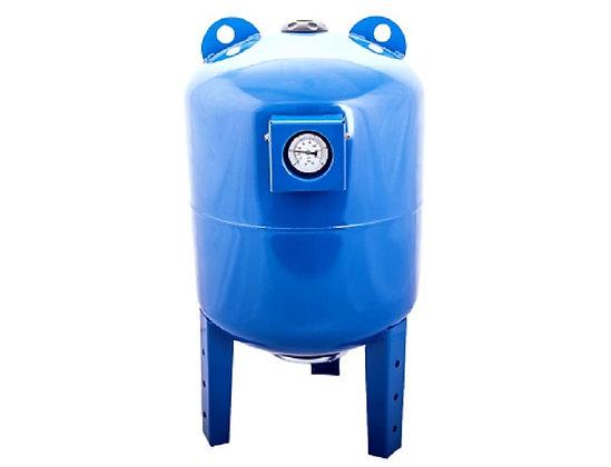 Гидроаккумулятор Aquario 100 литров вертикальный для систем водоснабжения