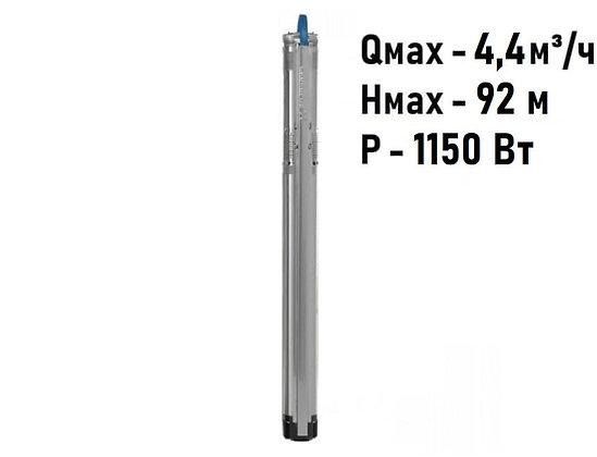 Насос скважинный с частотным регулированием Grundfos SQE 3-65 арт. 96510159