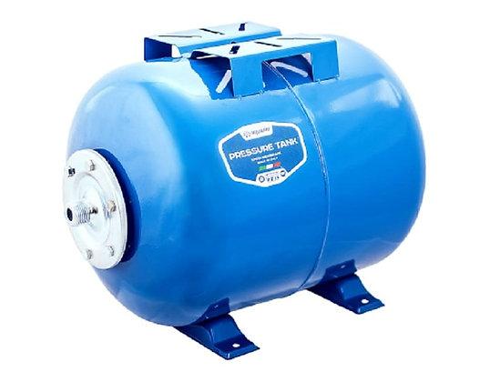 Гидроаккумулятор Aquario 50 литров горизонтальный для систем водоснабжения