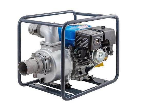 Мотопомпа бензиновая для чистой и слегка грязной воды Unipump WP-40
