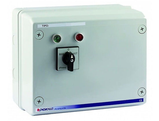 Пульт управления Pedrollo QES 400 для дренажных насосов
