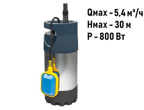 Дренажный погружной насос Unipump MULTISUB 800 для грязной воды