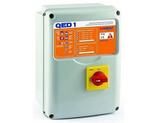 Пульт управления Pedrollo QED 1-TRI/1 (QED 1-TRI/4) для одного насоса