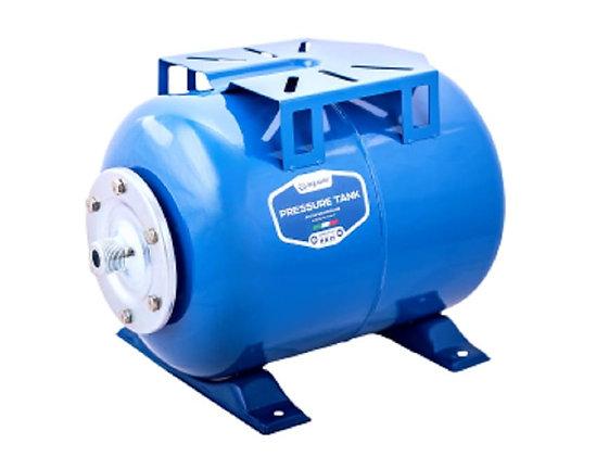 Гидроаккумулятор Aquario 24 литра горизонтальный для систем водоснабжения