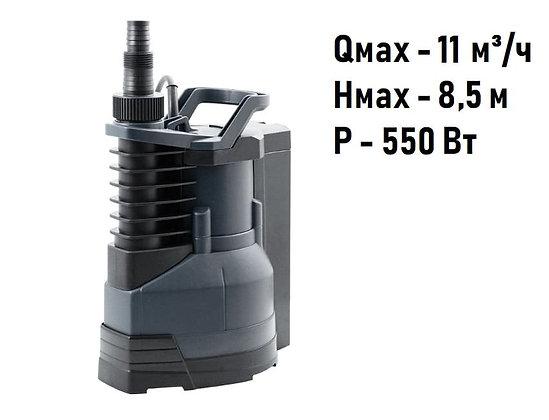 Дренажный насос ARTSUB Q550 Unipump для грязной воды