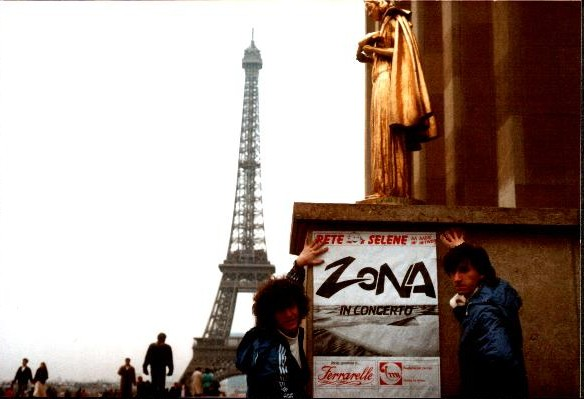 Zona in Paris '89