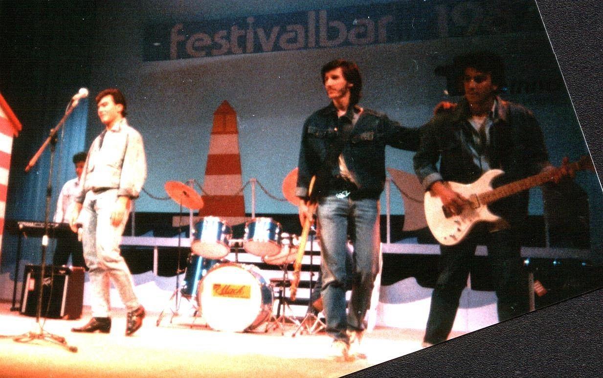 Zona 1987 live
