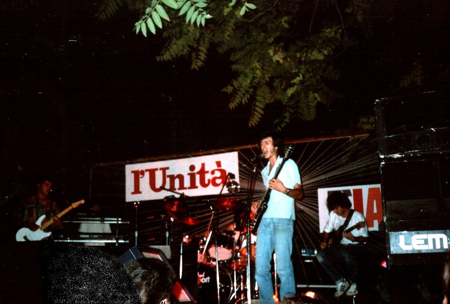 Zona-Festa dell'Unità 1987
