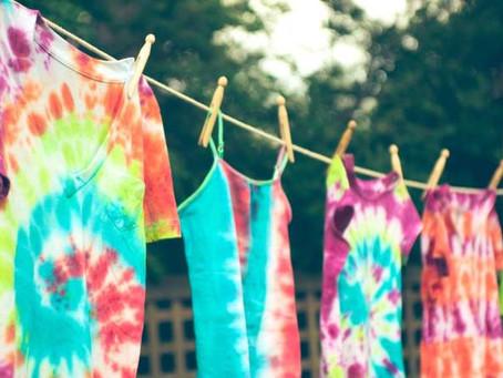 Tie Dye tendência do momento
