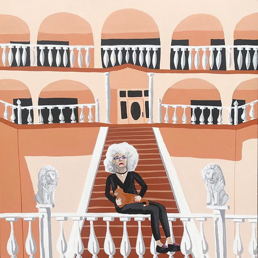 'Palazzo P-cat' 2020