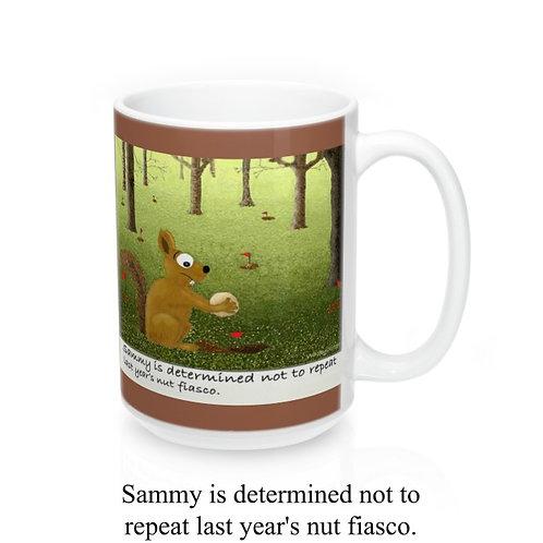 Sammy the Squirrel