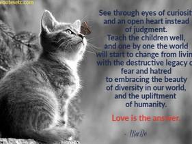 See Through Eyes of Curiosity