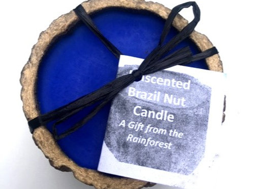 Brazil Nut Candle (unscented)