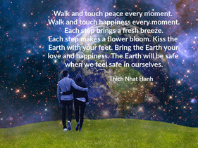Walk and Touch Peace