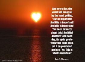 Love's Reminder