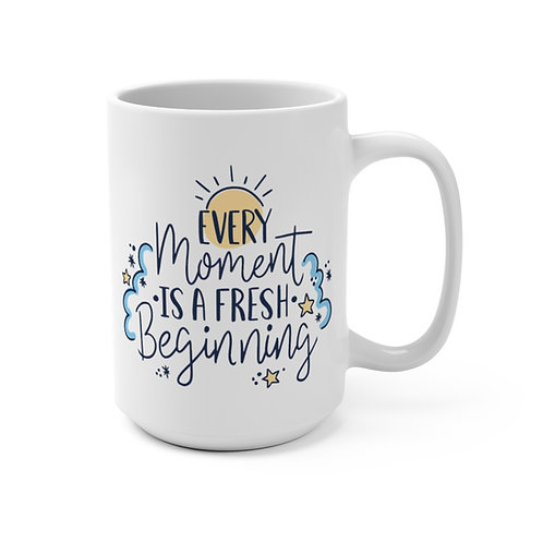 Every Moment is a Beginning