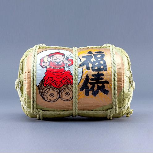 Daikoku Fukudawara (Rice case)