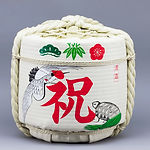 SAKE BARREL 15