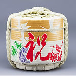 SAKE BARREL 14