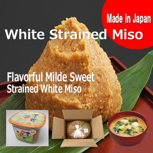White Strained Miso