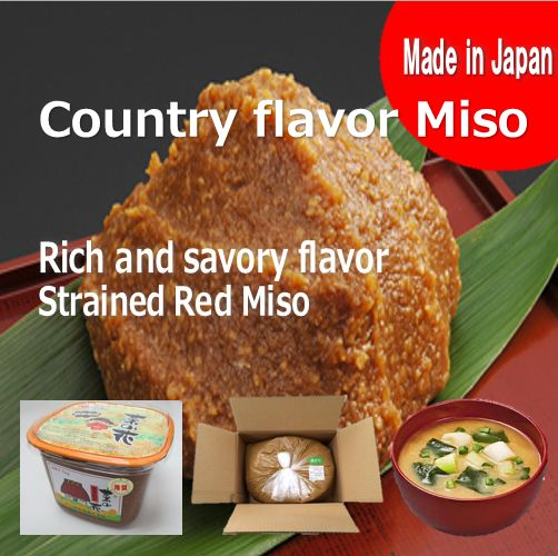 Country flavor Miso