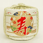 SAKE BARREL 6
