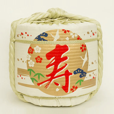 Empty Sake Barrel ⑧Tobitsuru (celebration)