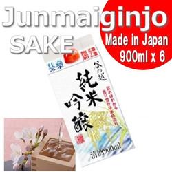 Junmai Ginjo ( Nihonshu ) 900ml x 6