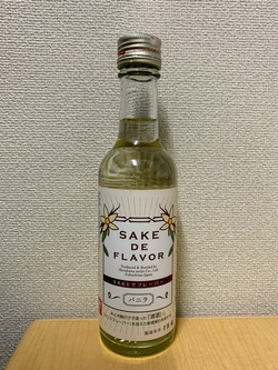 SAKE DE FLAVOR Vanilla 250ml