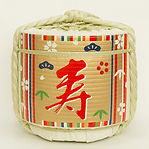 SAKE BARREL 5