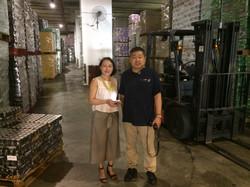 sake Warehouse
