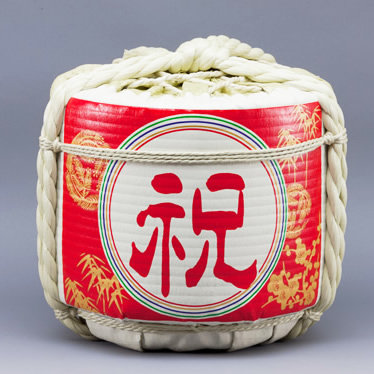 Empty Sake Barrel ⑬Iwai