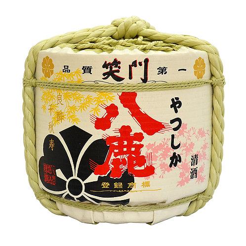 Empty Sake Barrel yatsushika