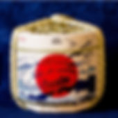 SAKE BARREL 3