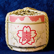 SAKE BARREL 2
