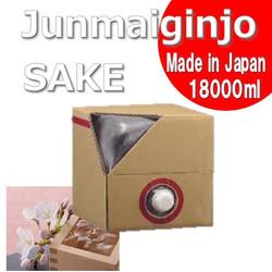 Junmai Ginjo ( Nihonshu ) 18000ml